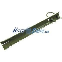 Soporte de pared para antena de tipo recto