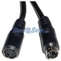Cable S-VHS 5m (MiniDIN4-M/H)