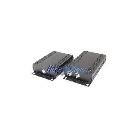 USB 2.0 Extension Cable AM a 4 AH UTP de 150m