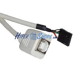 Cable USB 2.0 5-pin a BH 30cm (5P-H/B-H)