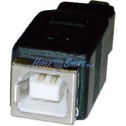 Adaptador USB (BH/MiniUSB5pin-M) Tipo B