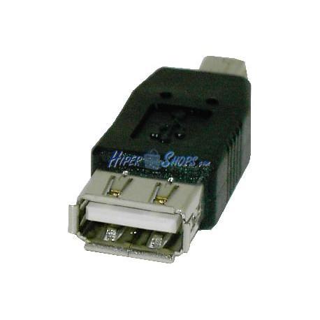 Adaptador USB (AH/MiniUSB4pin-BM) Mitsumi
