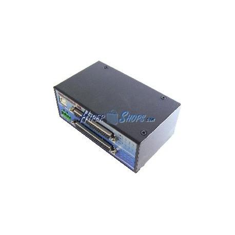 Adaptador USB a RS-232 VSCOM 16-Port (AM/16xDB9M 2x8 puertos)