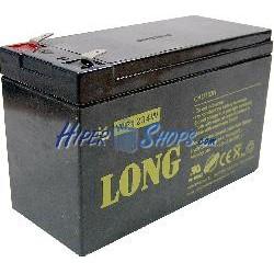 Batería sellada de plomo-ácido de 12V 8Ah recambio SAI
