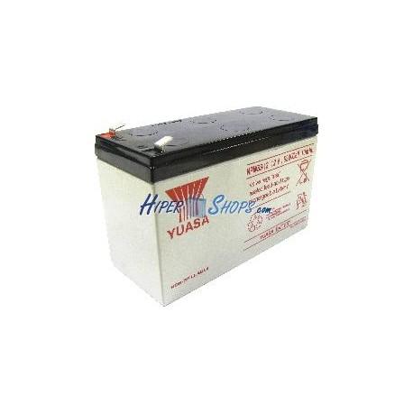 Batería sellada de plomo-ácido de 12V 10Ah recambio SAI