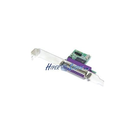 Adaptador USB a puerto paralelo de tipo tarjeta interna