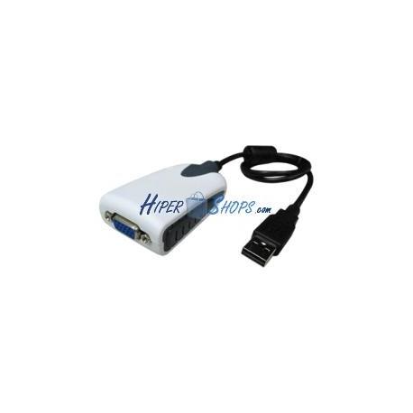 Adaptador USB 2.0 a VGA MAX