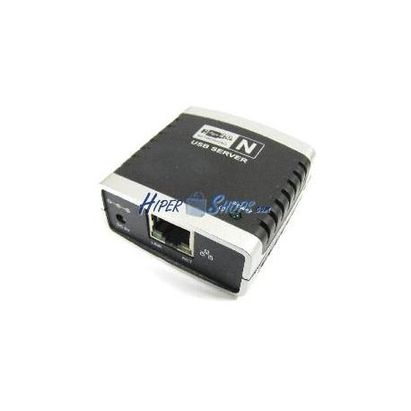 Servidor IP de USB de un puerto USB