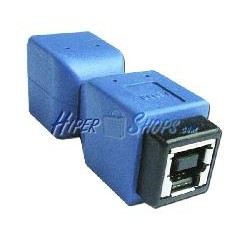 Adaptador USB 3.0 (B Hembra a B Hembra)