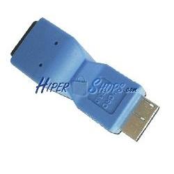 Adaptador USB 3.0 (B Hembra a MicroUSB B Macho)