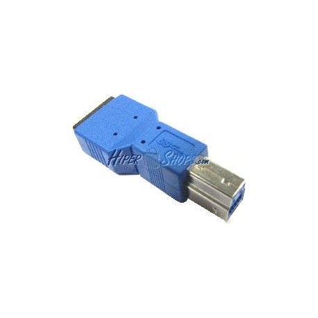 Adaptador USB 3.0 (B Macho a MicroUSB AB Hembra)