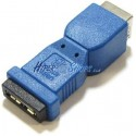 Adaptador USB 3.0 a USB 2.0 (MicroUSB AB Hembra a B Hembra)