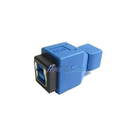 Adaptador USB 3.0 a USB 2.0 (B Hembra a MicroUSB A Macho)