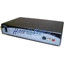Distribuidor S-Vídeo/Audio (1 MiniDIN4/RCA a 8 MiniDIN4/RCA)