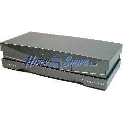 Distribuidor S-Vídeo/Audio (2 MiniDIN4/RCA a 4 MiniDIN4/RCA)