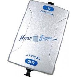 Amplificador de audio digital (Toslink a Toslink Amplificado)