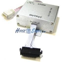 Amplificador de señal para tira de LEDs RGB (9 canales x 2A)