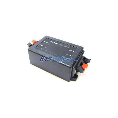 Regulador de intensidad para tira de leds monocromo de 8a hiper leds - Regulador de intensidad ...