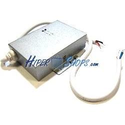 Controlador para tira de LEDs RGB de 12A con control remoto RF (B)