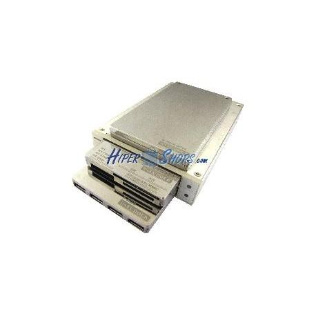 Bahía 3.5 convertible 3 en 1 HDD hub USB y lector de tarjetas