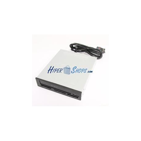 """Bahía con slot de dico duro 2.5"""" SATA y tarjetas de memoria (USB)"""