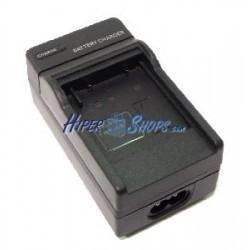 Cargador de batería Fuji 4.2V 600mA FUNP45 Pentax LI42B DLI63 K7006
