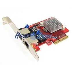 Tarjeta PCI-Express Ethernet Gigabit 10/100/1000Base-Tx (2xRJ45)