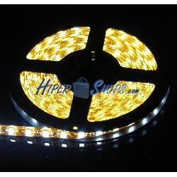 Kit de tira de LEDs flexible 13 lm/led 60 led/m de 5m IP65 blanco