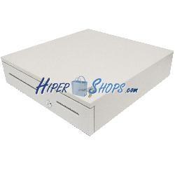 Caja portamonedas automática RJ11 beige E