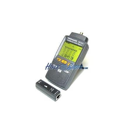 Multimedia LAN cable tester TM-903