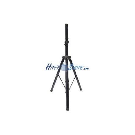 Soporte de altavoz trípode altura 160cm y tubo de 38mm con base