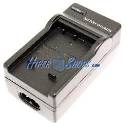 Cargador de batería Fuji 4.2V 600mA FNP50 Kodak K7001 K7004