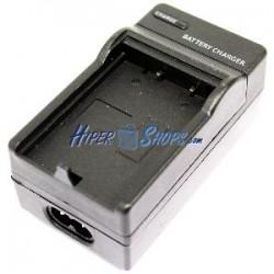 Cargador de batería Fuji 4.2V 600mA FNP60 FNP120 Kodak K5000 K5001