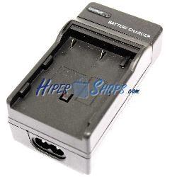 Cargador de batería Minolta 8.4V 600mA NP400