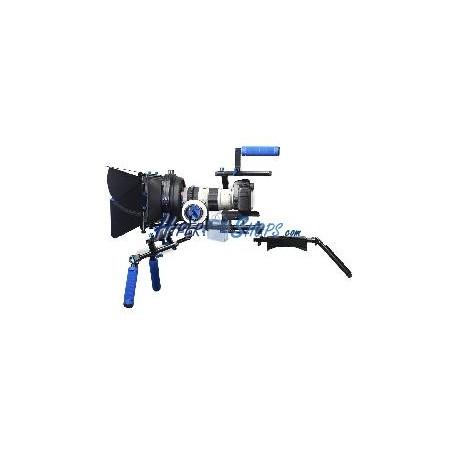 Soporte hombro DSLR Rig kit RL03