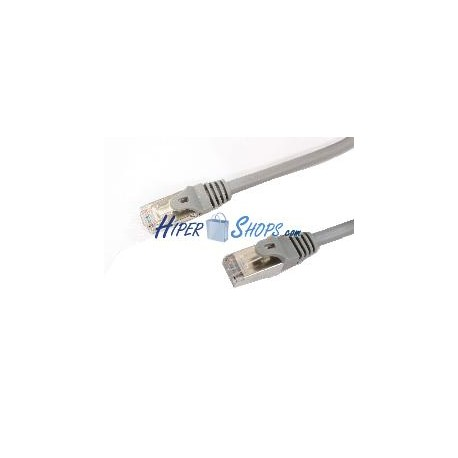 Cable FTP categoría 6A gris 1.8m