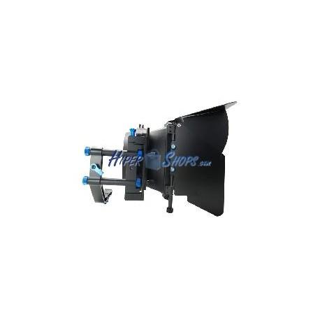 Sistema de viseras Matte Box M2 para DSLR Rig