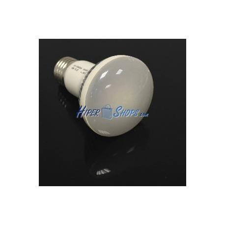 Bombilla LED R63 E27 230VAC 6W luz cálida