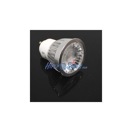 Bombilla LED GU10 230VAC 5W 60° 50mm luz día