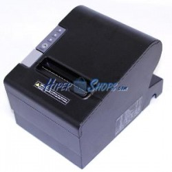 Impresora térmica 80mm POS80250 USB LAN RS232 RJ11 ESC POS TPV