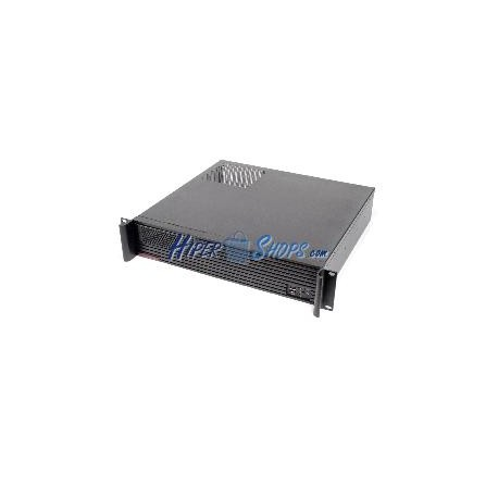 Caja rack19 IPC ATX 2U F400mm 5x3.5 1x5.25 RackMatic