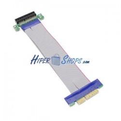Cable extensión PCIe 4X 19cm riser card