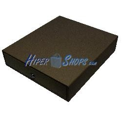 Caja portamonedas automática RJ11 negra A