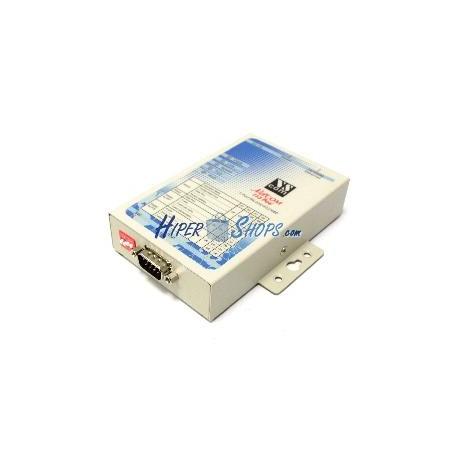 Servidor IP VSCOM Netcom 113 PoE RS232 RS422 RS485 de 1 puerto