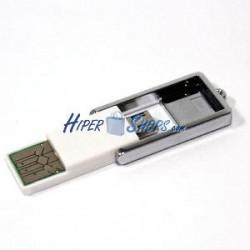Adaptador MicroSD TF a USB MicroUSB OTG para teléfono móvil y ordenador