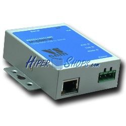 Servidor TCP/IP serie RS232 RS422 RS485 de un puerto IP-COM-M VSCOM