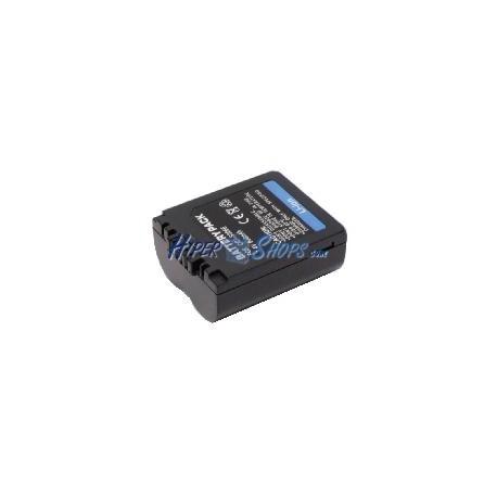 Batería compatible con Panasonic Lumix CGA-S006E