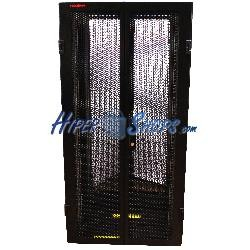 Armario rack 19'''' de pie 24U 600x1000x1200mm MobiRack HQ de RackMatic