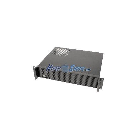 Caja rack19 IPC ATX 2U F350mm 2x3.5 RackMatic