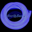 LED neon flexible LNF 24x14mm 80LED/m 220VAC 50m azul